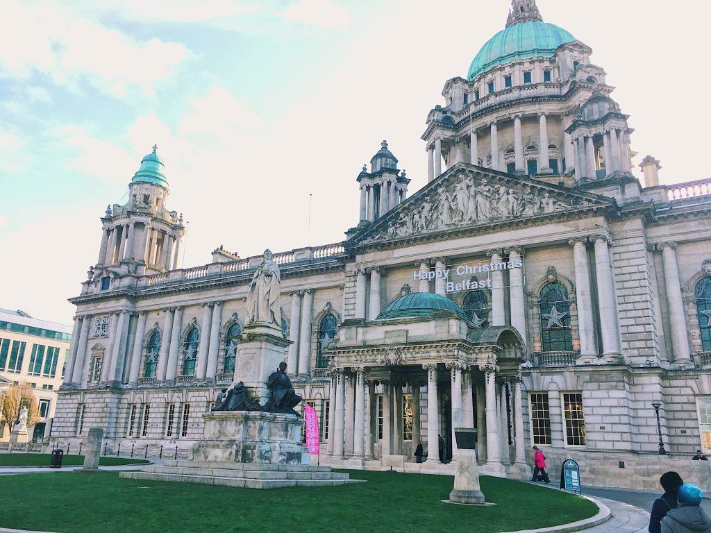 Hotel de ville de Belfast