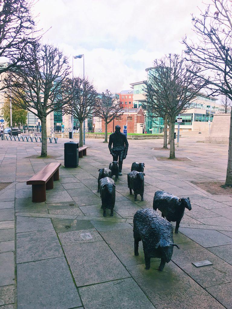 Statut Le berger et ses moutons