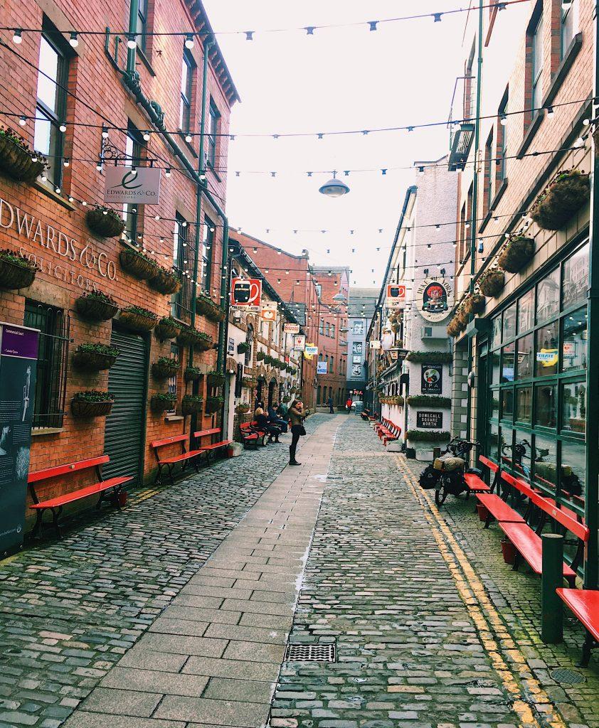 Rue de Belfast