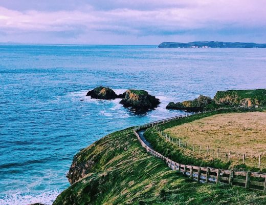Irland view