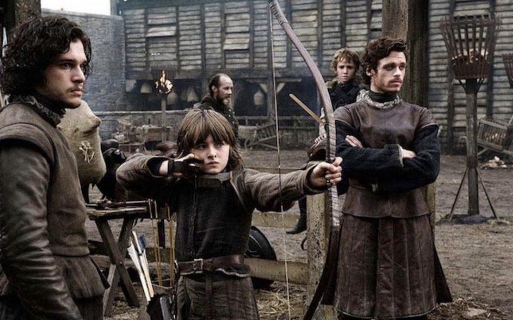 Lieux de tournage de Winterfell