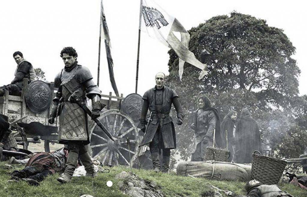 Bataille de Robb Stark