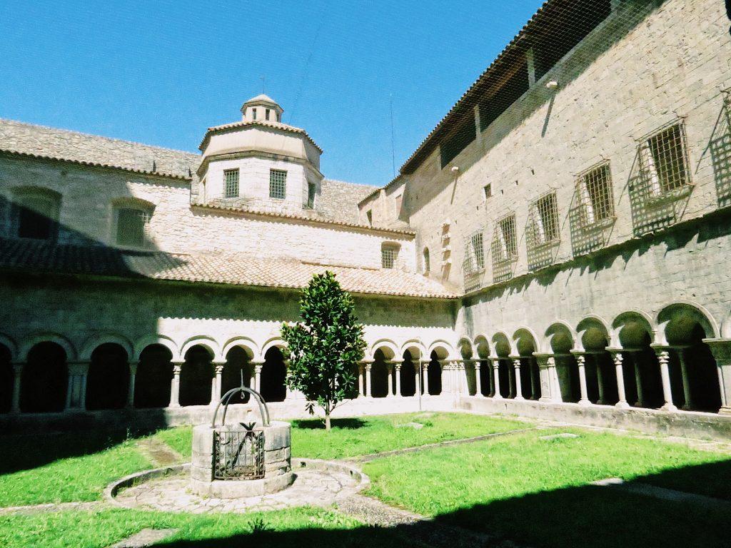 Cloitre de la cathedrale