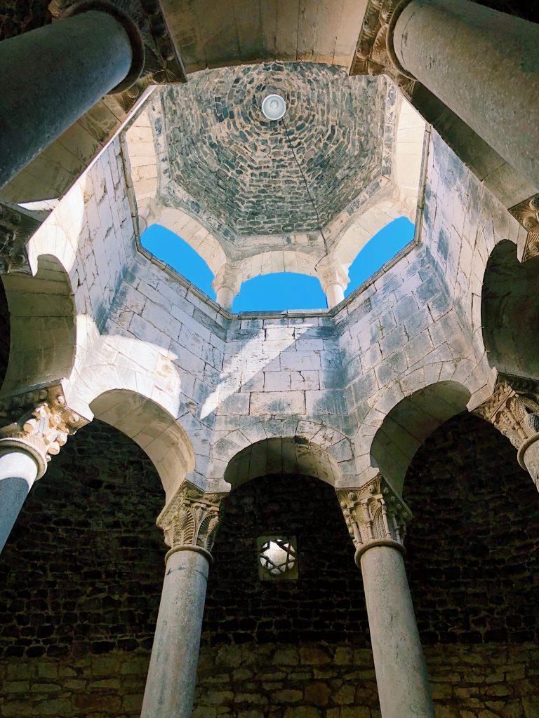 Plafond des bains arabes