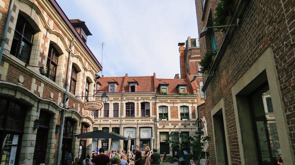 Quartier artiste de Lille