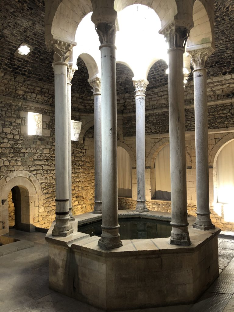 1ere salle des bains arabe